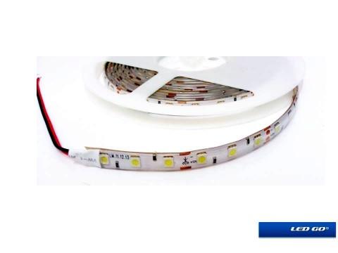 SERIT LED 5050SMD 300LED BALIKSIRTI SILIKONLU 24V DC 5M PAKET