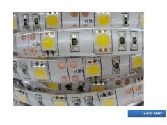 SERIT LED 5050SMD 300LED BALIKSIRTI SILIKONLU 12VDC 5M PAKET
