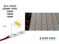 4014B SMD LED BAR 144 LED/m 100CM 12VDC