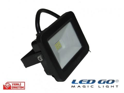 Helios Opto 10W, SMD Led Projektör,220V-Beyaz