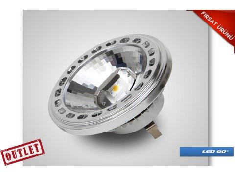 AR111 LED SPOT LAMBA 15W 12V-LED SÜRÜCÜ İLE