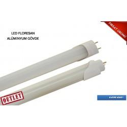 LED FLORESAN 9W T8 600MM 220V